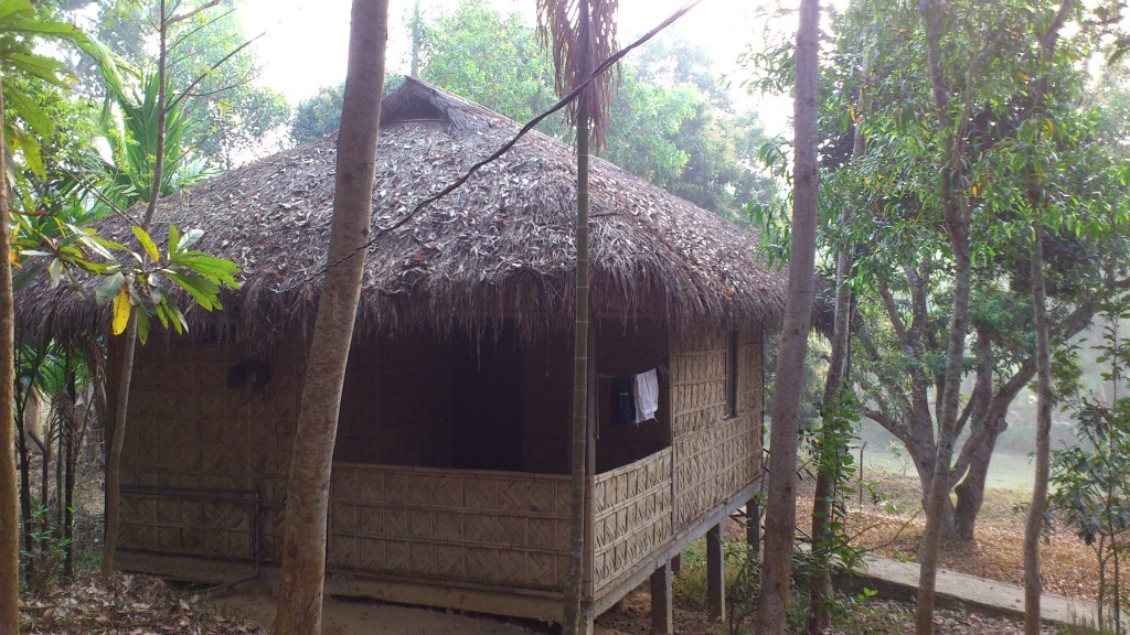 Our house during our stay in Bengali countryside :-)