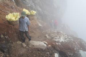 Ascenso al volcan Ijen