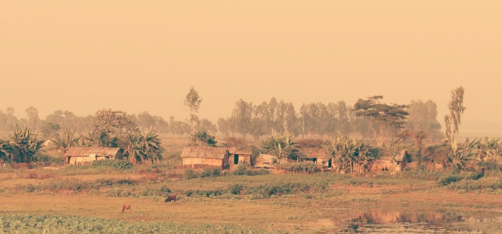 Bangladesh countryside
