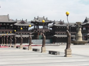 Ciudad vieja de Datong
