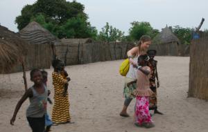 bailando juntos Sipo Senegal