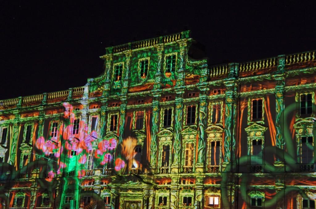 Festival de las luces de Lyon