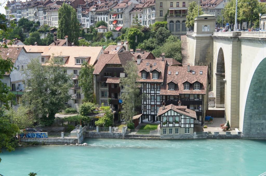 Vista desde el puente