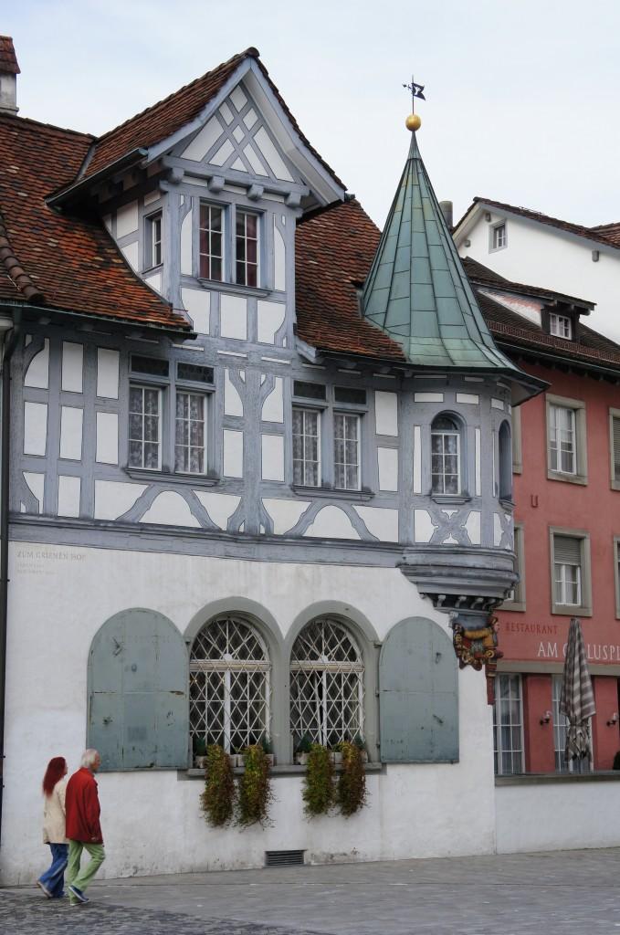 Edificios singulares del casco viejo