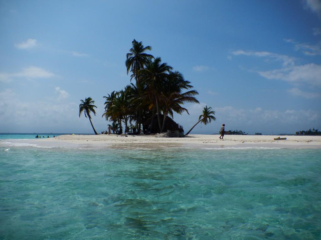 Isla Pelícano (San Blas)