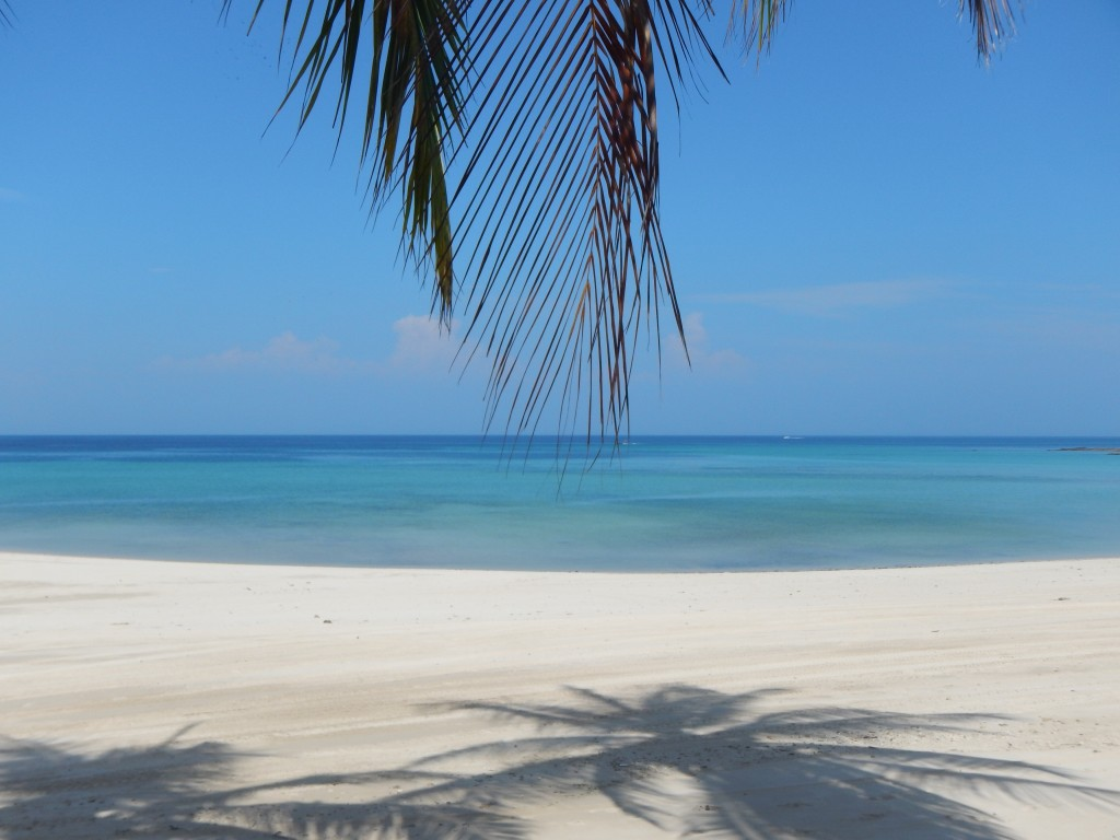 Playa Larga, Isla Contadora, Panama