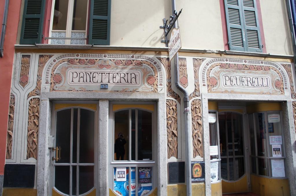 Casco viejo Bellinzona