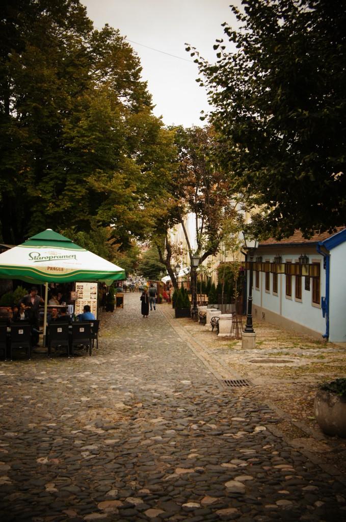 Barrio bohemio Belgrado