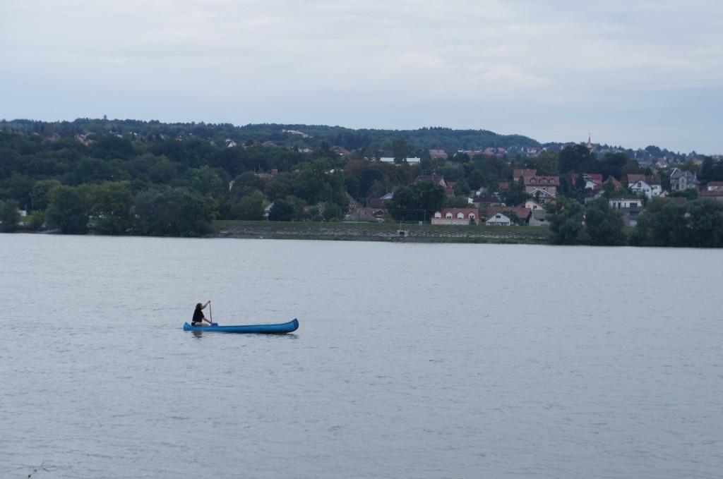Zona del rio de Novi Sad