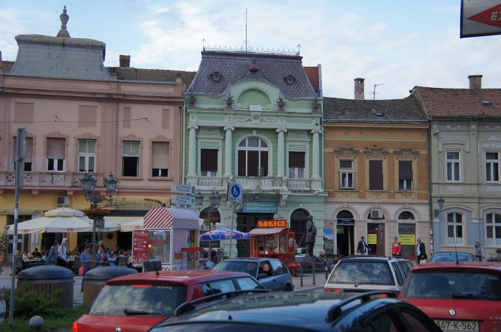 Centro de Novi Sad