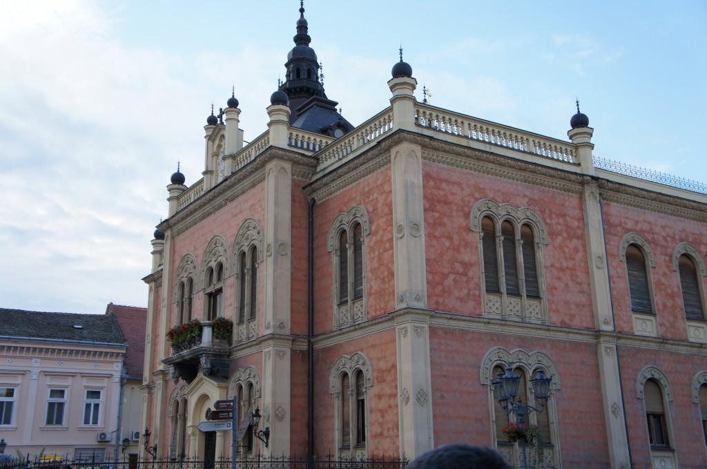 Iglesia ortodoxa del casco viejo