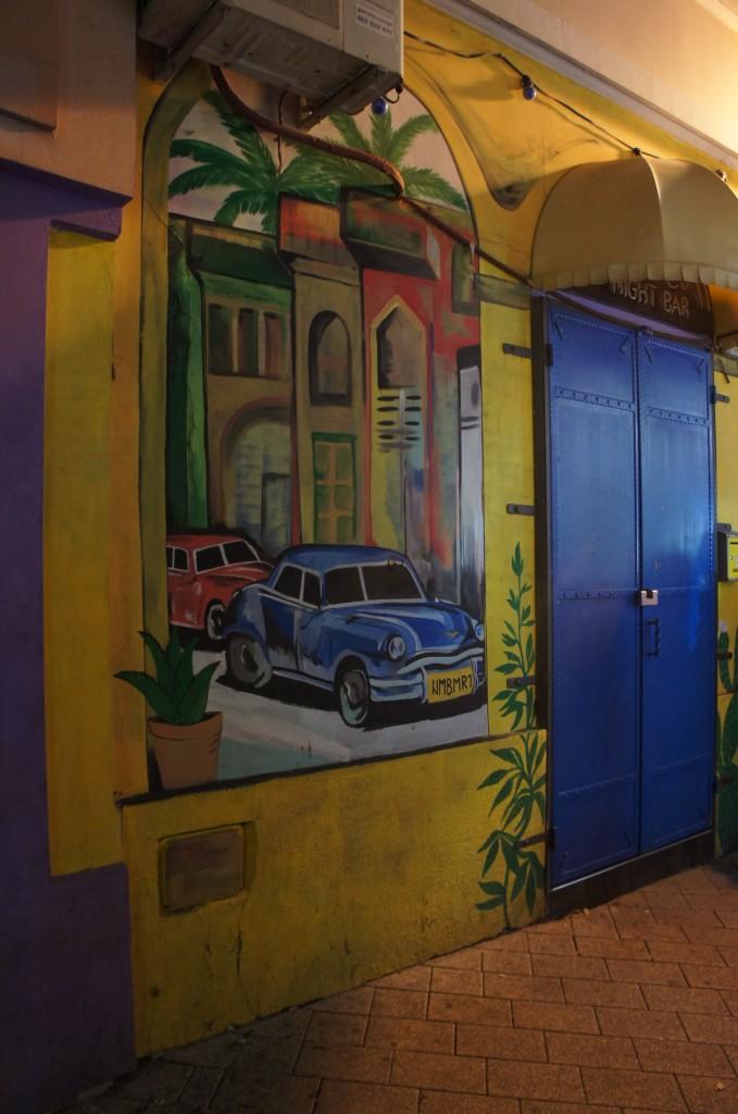 Arte callejero en Novi Sad