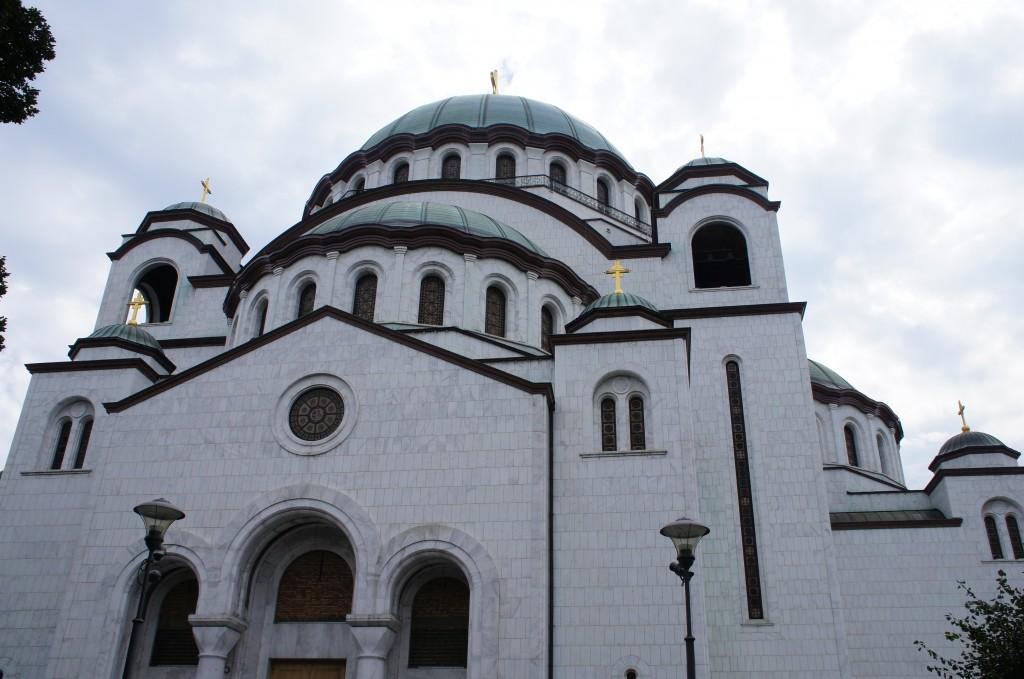 Templo de Sava, Belgrado