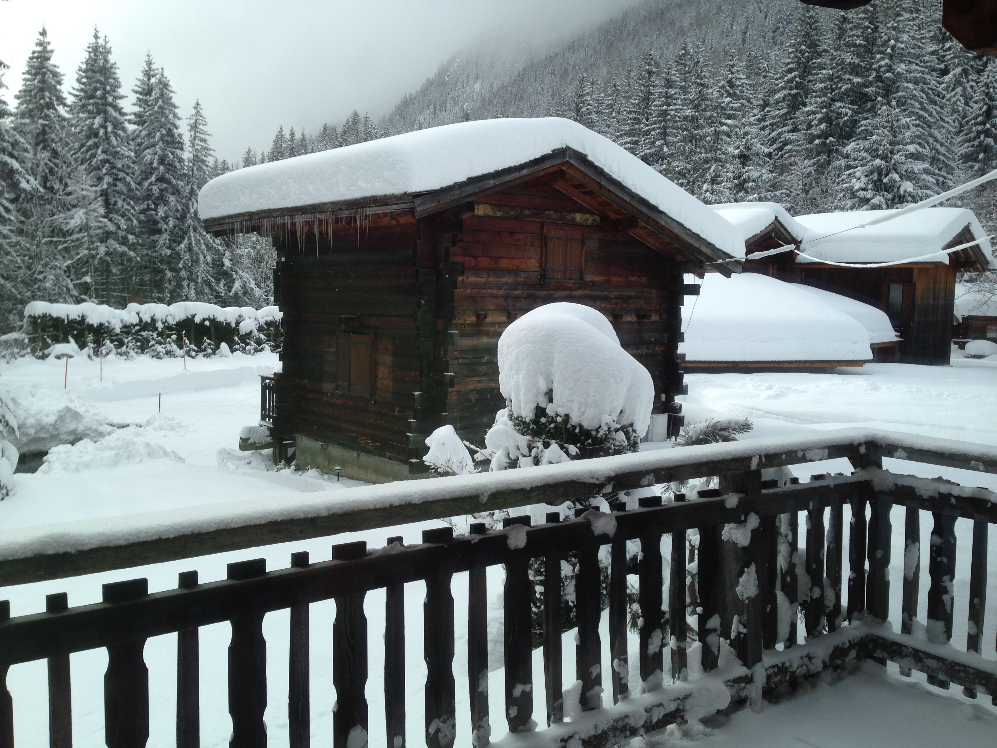 Chamonix Mont Blanc Rhone Alpes