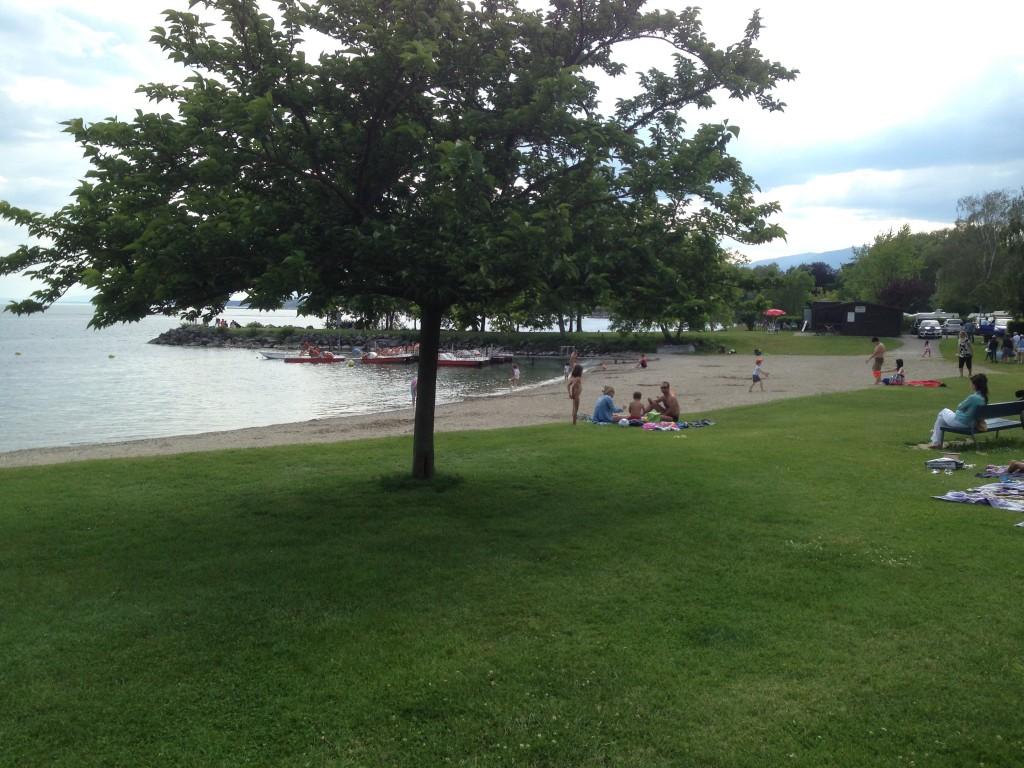 Rolle beach